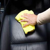 чистка салона автомобиля