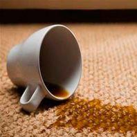 удаление пятен кофе